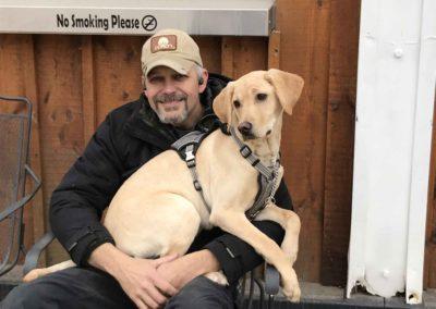 veteran service dog
